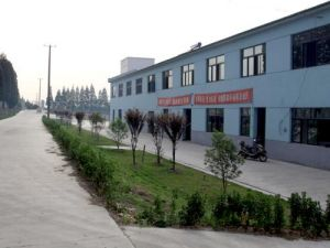 祝贺我公司 赵经理与拉萨种植基地签订1280吨有机肥合同